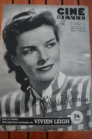 1946 Katharine Hepburn Vivien Leigh Rita Hayworth Gilda