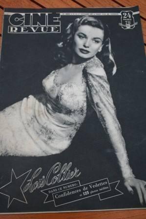 47 Lois Collier Ella Raines Oliver Twist Robert Mitchum