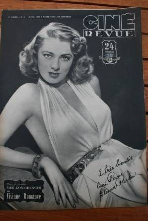 Eleanor Parker Errol Flynn Orson Welles Virginia Mayo