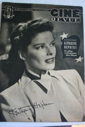 Katharine Hepburn Jean Gabin William Powell Ella Raines