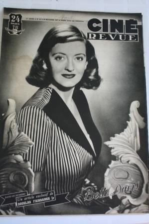 Bette Davis Cecil B. Demille Oliver Twist Bogart Oberon