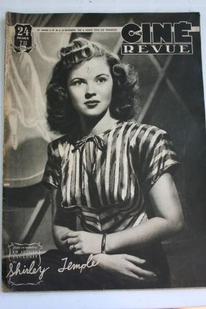 1947 Shirley Temple Laurel And Hardy John Wayne Belita