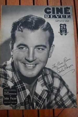 1947 John Payne Gail Russell Veronica Lake Chaplin Muni