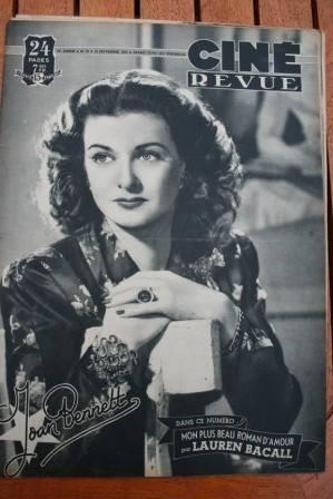 Joan Bennett Gene Kelly Joan Crawford Maureen O'Hara