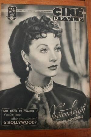 Vivien Leigh Eleanor Parker Abbott Costello I Bergman