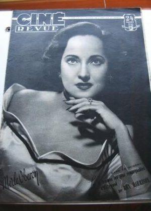 48 Merle Oberon June Allyson Dick Powell Rita Hayworth