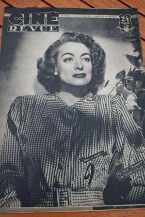 1948 Joan Crawford Dick Powell Roy Rogers Henry Fonda