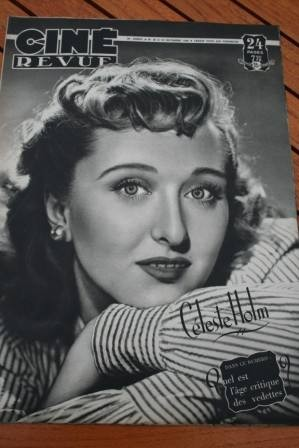 48 Celeste Holm Luis Mariano Natalie Wood Sacha Guitry