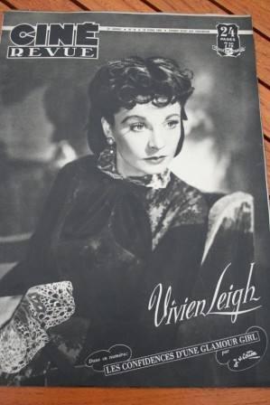 48 Vivien Leigh James Stewart Rita Hayworth Arlene Dahl