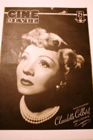1948 Claudette Colbert Robert Mitchum Rosalind Russell