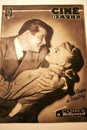 1948 Marilyn Monroe Doris Day Jack Carson Ray Milland