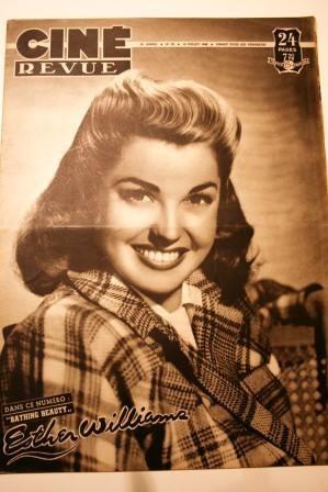 48 Esther Williams Jean Marais Lex Barker Dana Andrews