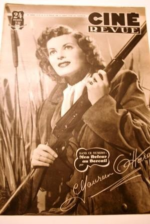 48 Maureen O'Hara Loretta Young Greer Garson John Wayne