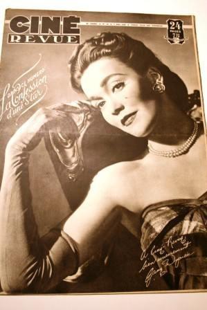 1948 Jane Wyman John Payne Rita Hayworth Orson Welles