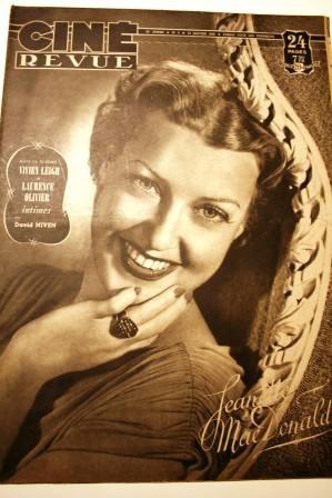 48 Jeanette Mac Donald Vivien Leigh Tyrone Power Lamarr