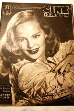 1948 Peggy Cummins Jackie Cooper Bing Crosby Mitchum