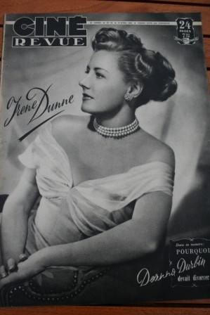 48 Irene Dunne Deanna Durbin Michel Auclair Frances Dee