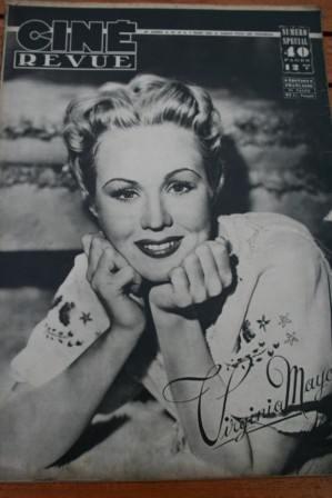 1948 Virginia Mayo Kieron Moore Dumbo Annabella Casares