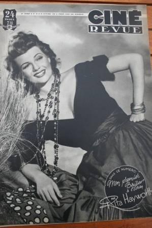 Rita Hayworth Ingrid Bergman Tyrone Power Liz Taylor