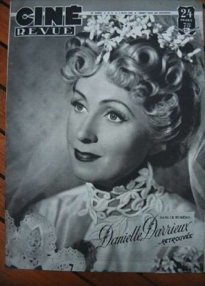 49 Danielle Darrieux Janet Leigh Jacques Sernas Mitchum