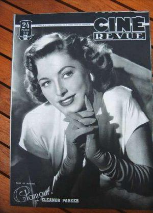 49 Eleanor Parker Lew Ayres Olivia De Havilland Karloff