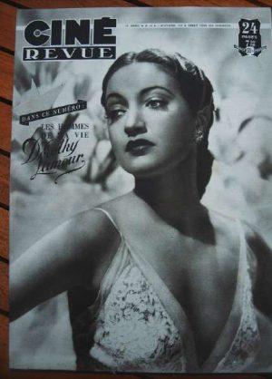 Dorothy Lamour Joseph Cotten Greta Garbo Ingrid Bergman