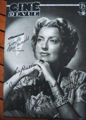49 Jeanette Mac Donald Glenn Ford Kirk Douglas Stanwyck