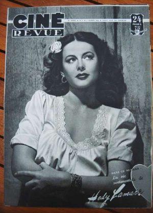 Hedy Lamarr Fred Astaire Tyrone Power Marlene Dietrich