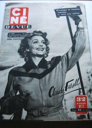 Gary Cooper G. Peck Alida Valli Ingrid Bergman Superman