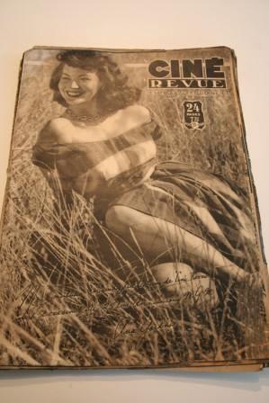 1949 Ava Gardner Anne Baxter Judy Garland Franchot Tone