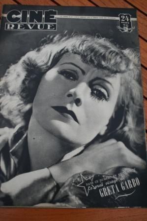 1949 Greta Garbo Robert Taylor Irene Dunne Danny Kaye