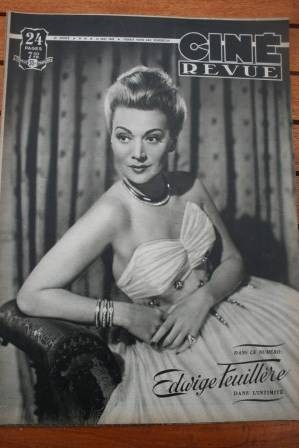 1949 Feuillere Preston Sturges Ingrid Bergman Fantomas