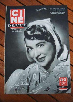 1950 Betty Hutton Hedy Lamarr Dana Andrews Fairbanks