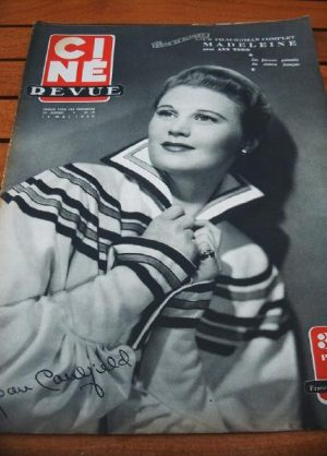 1950 Joan Caulfield John Rodney Nelson Eddy Ann Todd