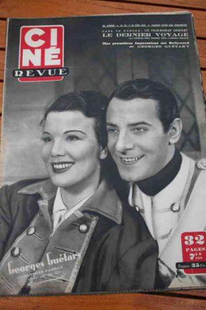 1950 Georges Guetary Grock Jean Kent Ronald Reagan