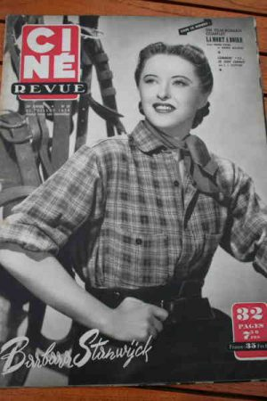50 Barbara Stanwyck William Holden Robert Taylor Vidal