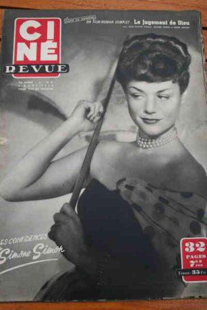 Simone Simon Robert Taylor Gene Tierney Liza Minnelli