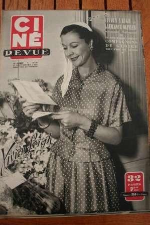 Vivien Leigh Anna Magnani Laurence Olivier Joan Leslie