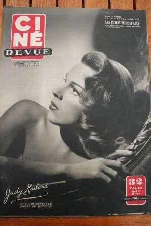 50 Judy Garland Dan Duryea Paul Douglas Serge Reggiani