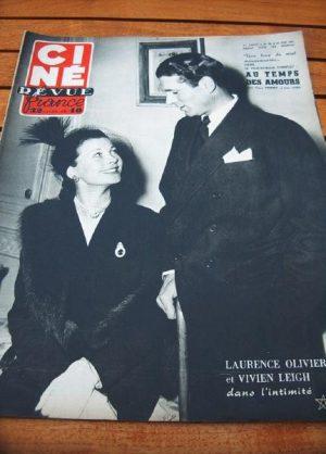 Vivien Leigh Michael Curtiz Gene Tierney Ann Miller