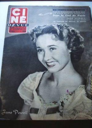 51 Jane Powell Burt Lancaster Dana Andrews Emmet Kelly