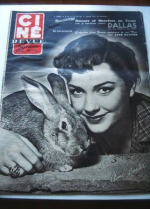 Anne Baxter Ida Lupino Gary Cooper Ruth Roman Miniver