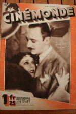 Magazine 1929 Suzy Vernon Anita Page Norma Shearer Mosjoukine Brigitte Helm