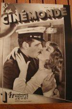 Magazine 1929 Dorothy Revier Von Sternberg Maurice Chevalier Dorothy Gulliver