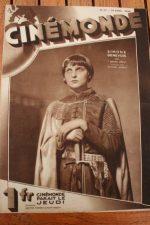 Magazine 1929 Simone Genevois Joan Of Arc Phyllis Haver Dorothy Sebastian