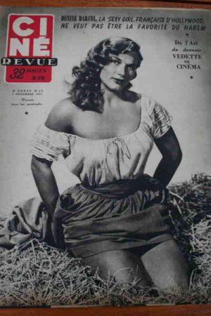 1951 Denise Darcel Jean Marais Robert Stack John Wayne