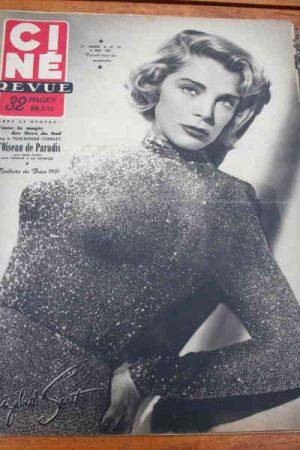 1951 Lizabeth Scott Lex Barker Errol Flynn Anna Magnani