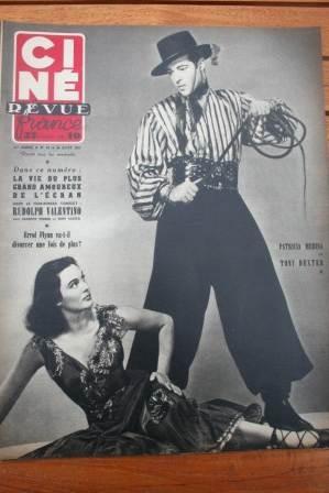 1951 Tony Dexter Doris Day Celeste Holm Maria Felix