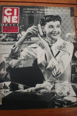 51 Audrey Hepburn Bette Davis Susan Peters Ray Ventura