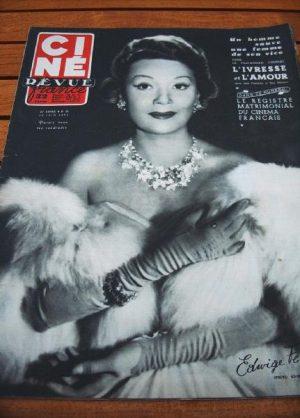 52 Feuillere Kathryn Grayson Ray Milland Joan Fontaine
